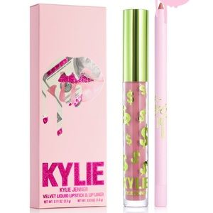 "kylie cosmetics ""kylie"" velvet lipsticks"